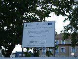 Tablica Informacyjna na Placu Biegańskiego - autor foto: Joanna Holi-Sosnowska